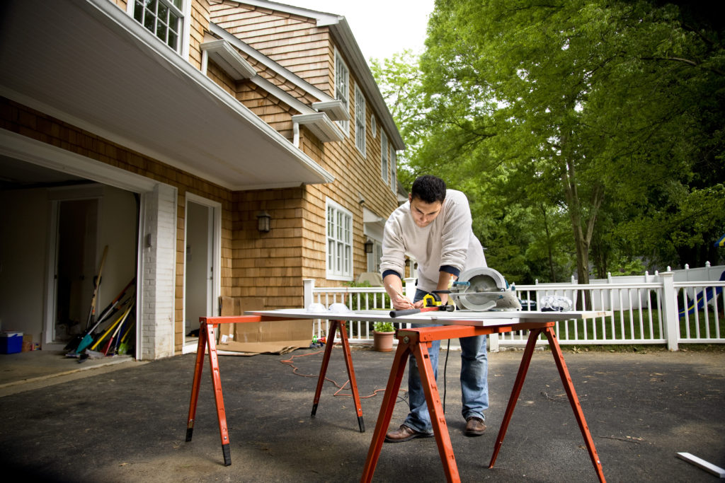 DIY Home Improvement – Bring Out the Power