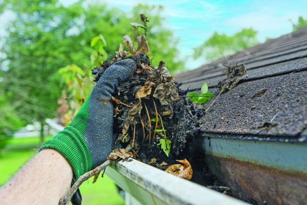 Don't Forget Gutter Cleaning When Making Your Spring Cleaning List