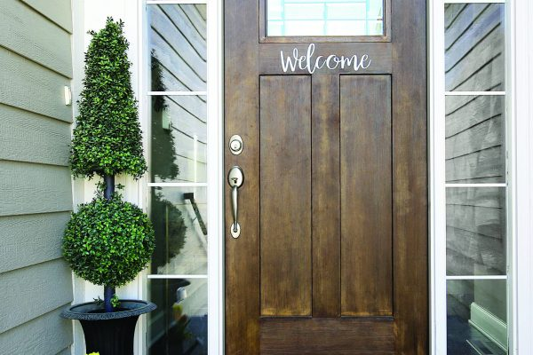 Open the Door to a Stylish Home