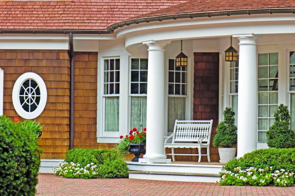 Front Porch Makeover - Make a Grand Statement